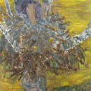 Cuckoos Nest, oil on canvas, 200 + 170 cm, 2010